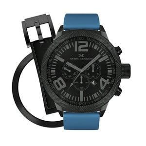 Zegarek męski Marc Coblen z dodatkowym paskiem i obręczą P52