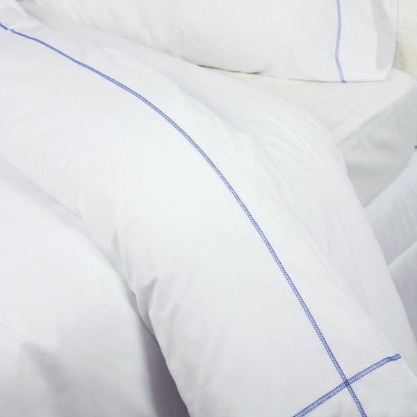 Poszwa na kołdrę Basic Blue, 200x200 cm