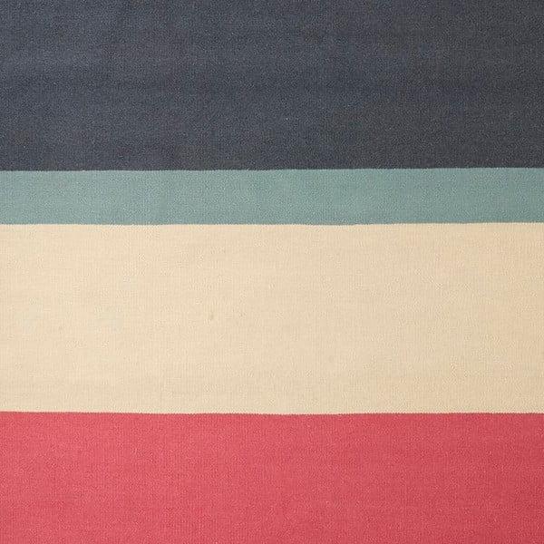 Wełniany dywan Lux Rose, 80x150 cm