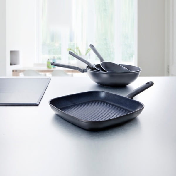 Patelnia do grillowania BK Cookware Easy Induction, 26cm