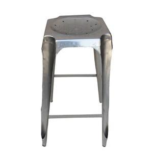 Metalowy stołek barowy Tabouret Acier