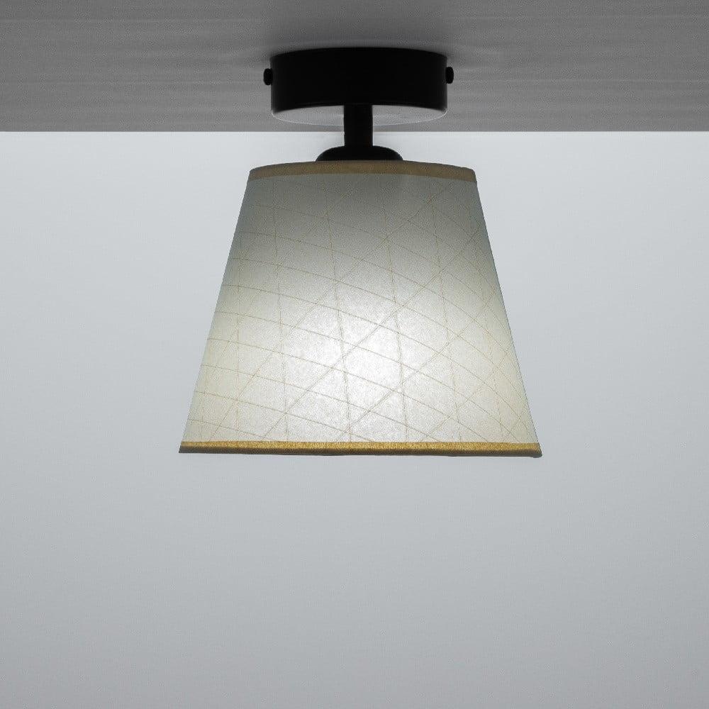 Lampa sufitowa Sotto Luce IRO Parchment, ⌀ 16 cm