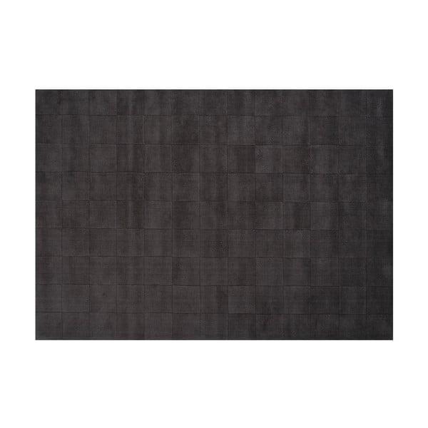 Dywan wełniany Luzern Grey, 170x240 cm