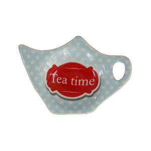 Miska na torebkę od herbaty Krasilnikoff Blue Stars