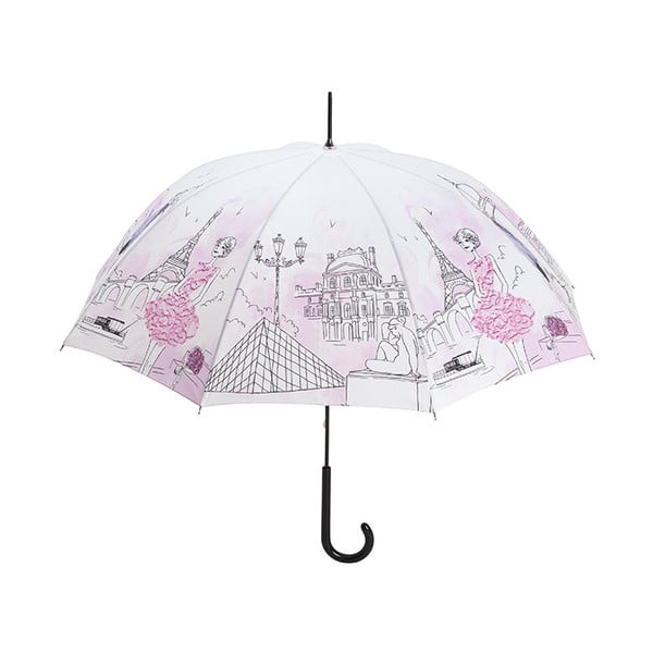 Parasol Ambiance Chloche Rose