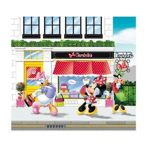Foto zasłona AG Design Minnie & Daisy, 160x180cm