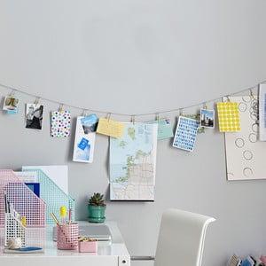Klipsy do zawieszenia zdjęć Design Ideas Tinsel
