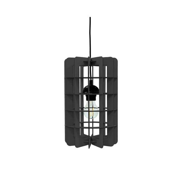 Lampa Tube, czarna