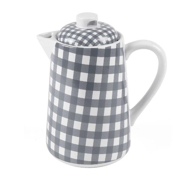 Dzbanek na herbatę, 1,5 l, szary