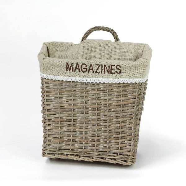 Kosz na magazyny Riviste