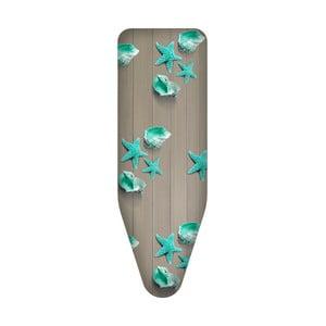 Pokrowiec na deskę do prasowania Colombo New Scal New Design Wood, 130 x 50 cm