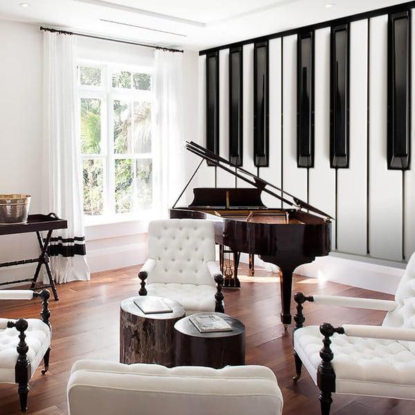 Wielkoformatowa tapeta Pianino, 315x232 cm