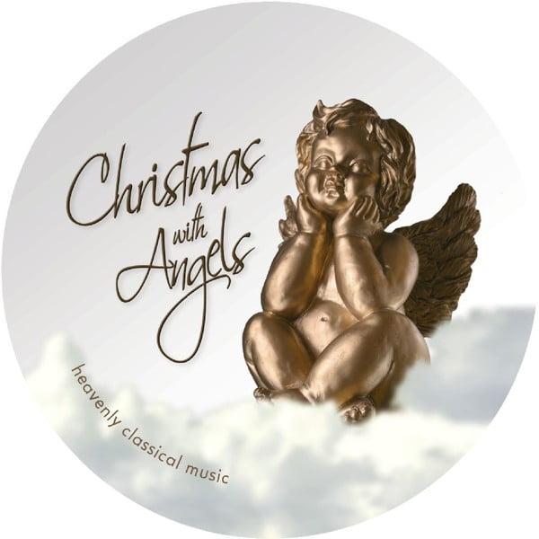 """Bożonarodzeniowe CD """"Chistmas with Angels"""""""