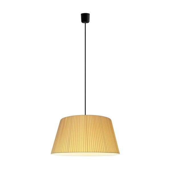 Lampa Kami XL, ecru/black