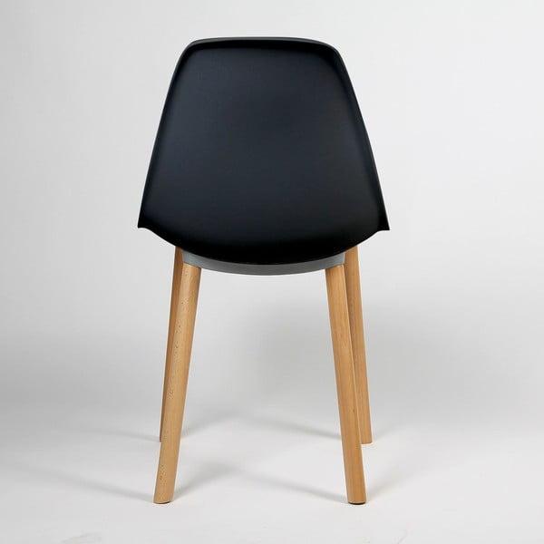 Krzesło Tower Black