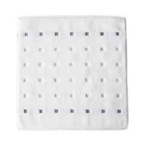 Dywanik łazienkowy Quatro White, 50x50 cm