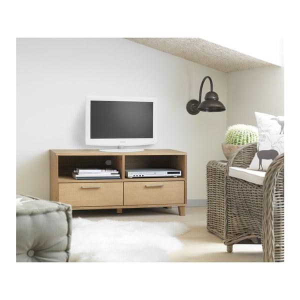 Stolik pod TV z 2 szufladami Canett Capella
