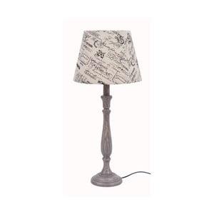 Lampa stołowa Big Wooden