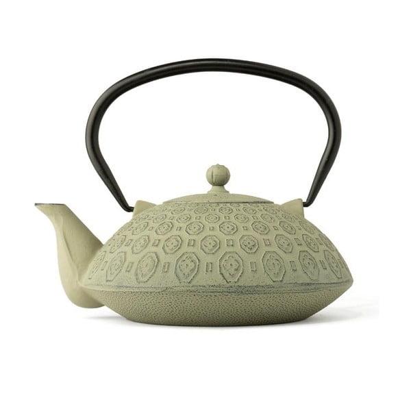 Zielony czajnik żeliwny Bredemeijer Yinan, 1,2 l