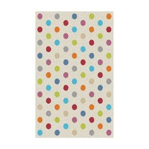 Dywan Universal Norge White Dots, 80x150 cm