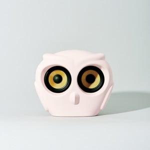 Głośnik bezprzewodowy aOwl Dusty Pink