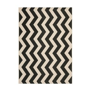 Dywan Amalfi Black, 121x170 cm