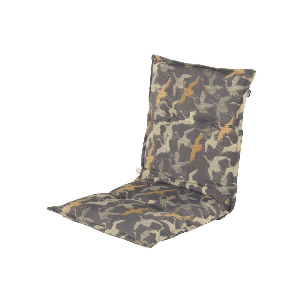 Poduszka na fotel ogrodowy Hartman Yellow Silvan, 100x50 cm