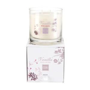 Świeczka zapachowa Vanilla & Orchid Medium, czas palenia 50 godzin