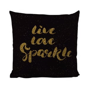 Poduszka Black Shake Love Live Sparkle, 50x50 cm