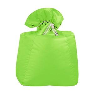 Zielony worek do siedzenia Sit and Chill Siargao