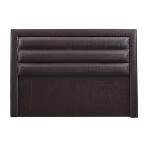 Zagłówek łóżka Comfort Delux Brown, 120x140 cm