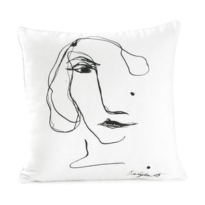 Poduszka Art Miss Étoile II, 50x50 cm