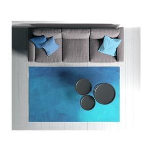 Niebieski dywan Oyo home Suzzo Garto, 100x150 cm