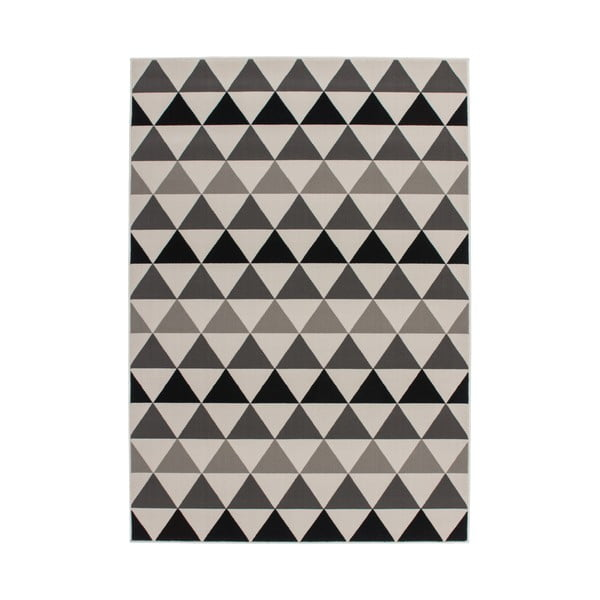 Brązowy dywan Kayoom Stella 800, 120x170 cm