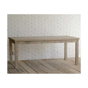 Stolik z drewna pozyskanego z recyklingu Old Wood, 80x200cm