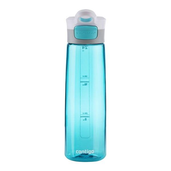 Bidon butelka na wodę Grace 750 ml, niebieska