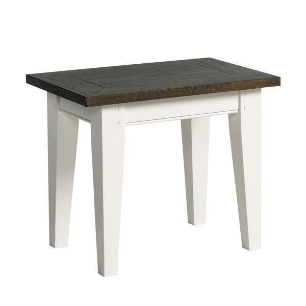 Biały nocny stolik Canett Skagen Side