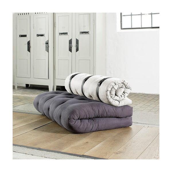 Sofa rozkładana Karup Buckle Up Gray/Natural