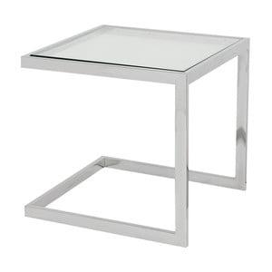 Srebrny stolik Artelore Lawson