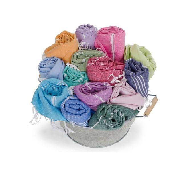 Wielofunkcyjny ręcznik Talihto Pure Night Blue