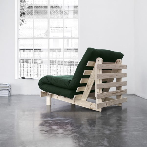 Fotel rozkładany Karup Roots Raw/Botella