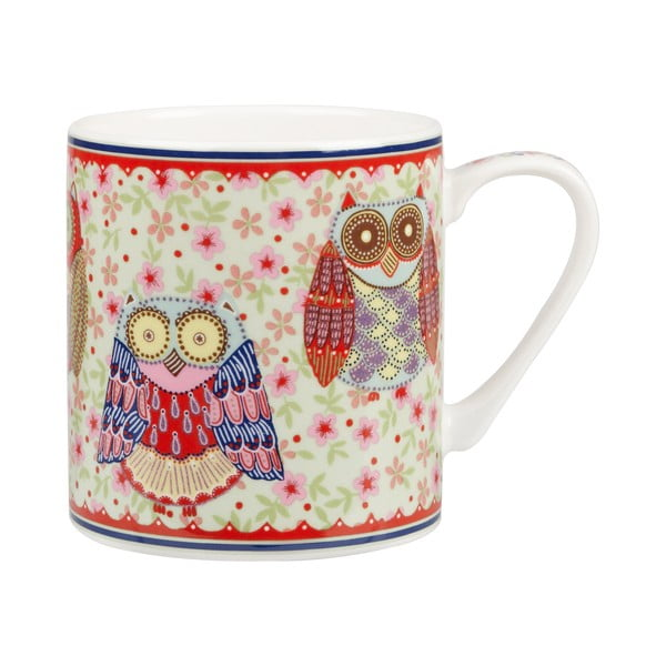 Kubek Mug Twilight Owls, 340 ml