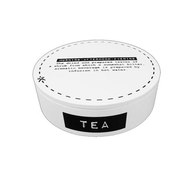 Pojemnik na herbatę Round Label