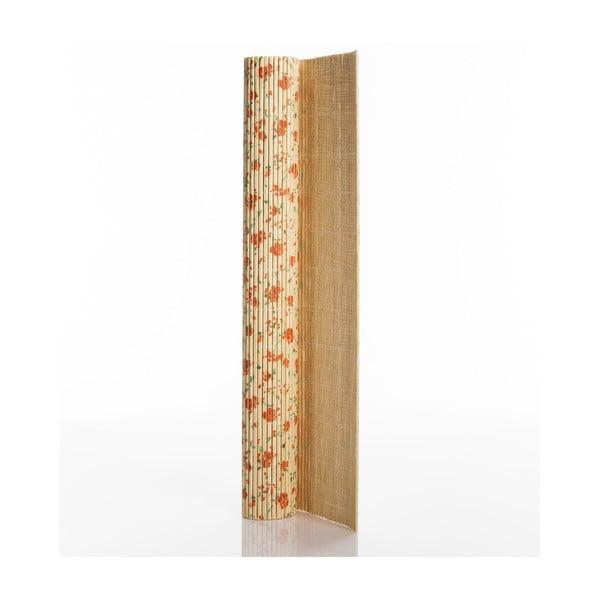 Zestaw 2 bambusowych mat stołowych Bambum Rose Servizio