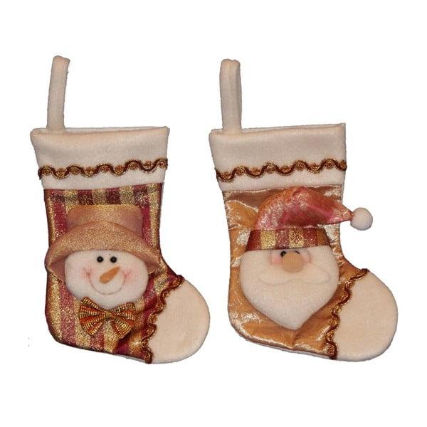 Zestaw 4 skarpet Christmas Socks
