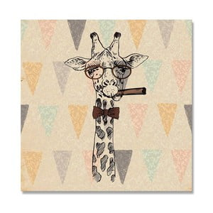 Obraz Really Nice Things Giraffe, 50x50 cm