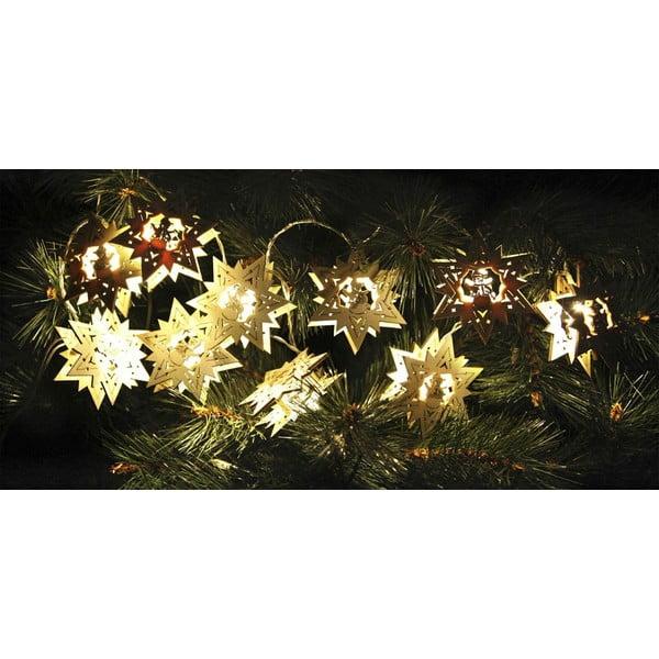 Świecąca dekoracja Winter Flame