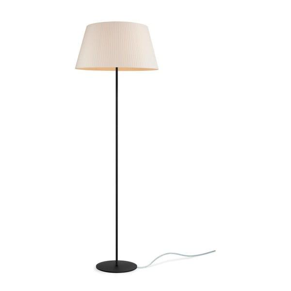 Beżowa   lampa stojąca Bulb Attack Dos Plisado