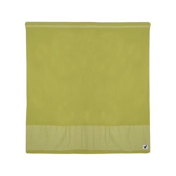 Koc plażowy Flat Seat XL Olive, 200x200 cm