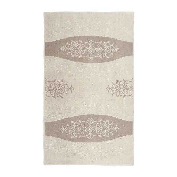 Bawełniany dywan Decor 80x150 cm, kremowy